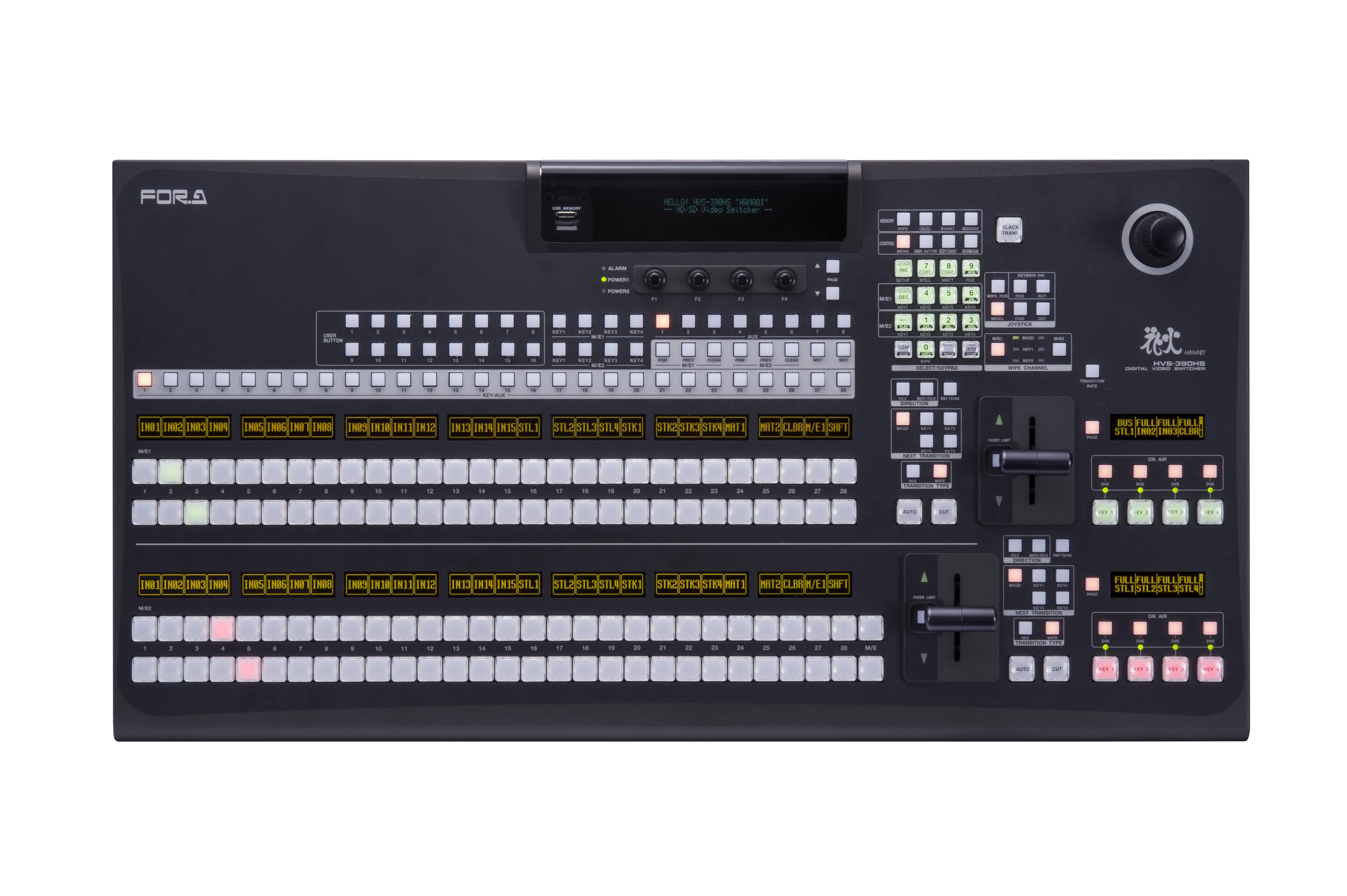 Видео микшер от For-A HVS-390HS - 2013