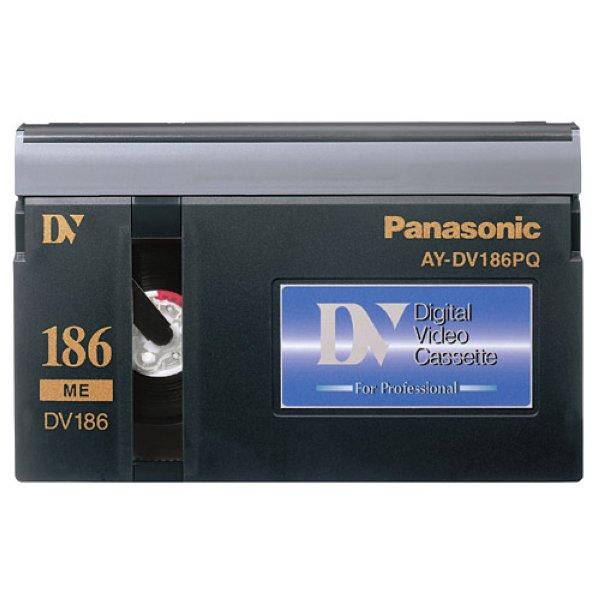 !AY-DV186PQ видеокассета Panasonic - DV
