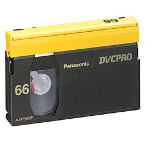 Panasonic AJ-P 66 MP видеокассета - DVCPRO