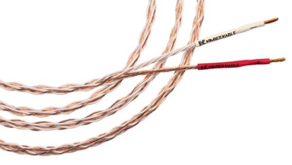 Kimber Kable 4TC, кабель акустический - Hi-Fi