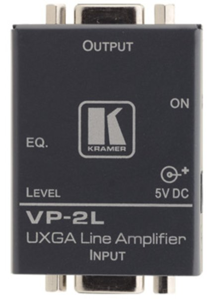 VP-2L, Линейный усилитель VGA Kramer - 1.06 VGA/XGA/SXGA,
