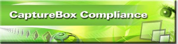 CaptureBox Compliance SD Digital Media Technologies (playBox) - CapturerBox