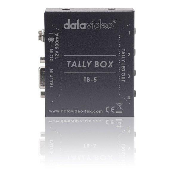 TB-5 Tally блок управления для SE-500   RMC-90 datavideo - Микшеры