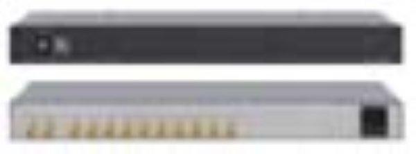 Kramer VM-10HDxl Усилитель-распределитель VM-10HDxl — высококачественный усилитель-распределитель сигналов SDI (SMPTE 259M и SMPTE 344M), HD-SDI (SMPTE 292M) и 3G HD-SDI (SMPTE 424M). Прибор имеет оди