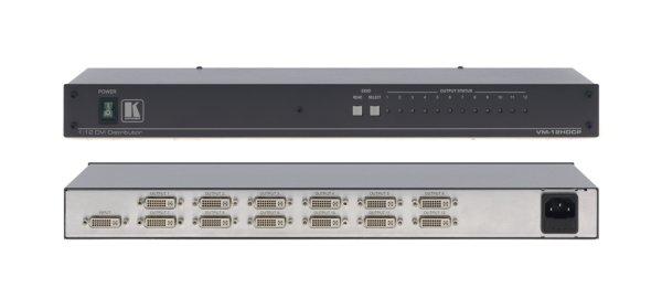 VM-12HDCP Усилитель-распределитель Kramer - 1.11 DVI