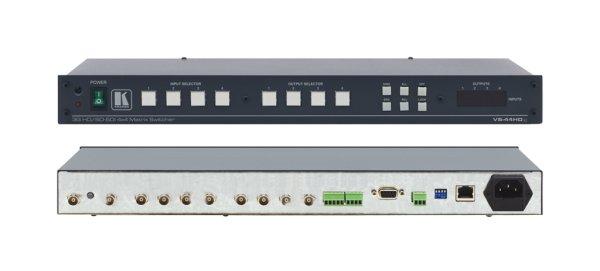 VS-44HDxl Матричный коммутатор Kramer - 2.06 Цифровой видеосигнал SDI