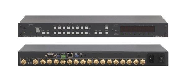 VS-88HDxl Матричный коммутатор Kramer - 2.06 Цифровой видеосигнал SDI