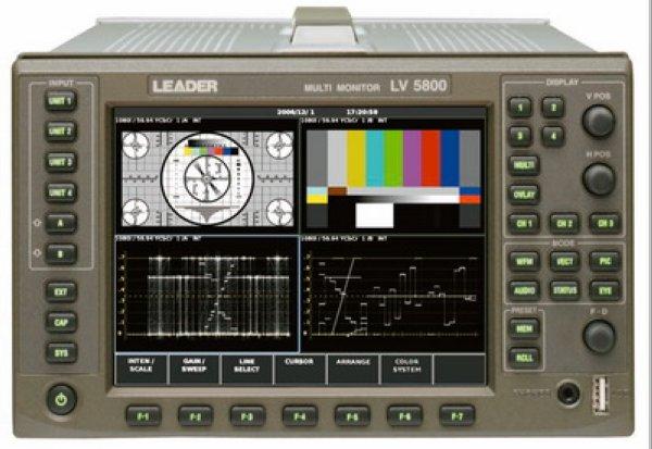 LV5800 Leader - Leader
