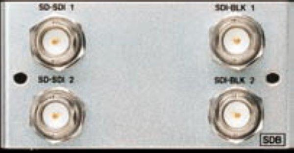 LT 443D-SDB опция выхода SD-SDI + Black Leader - Leader