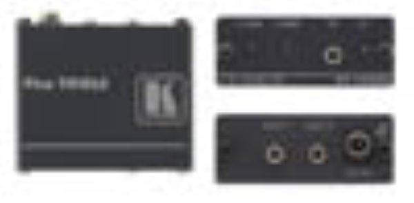 PT-102AN усилитель-распределитель 1:2 Новинка Kramer PT-102AN — высококачественный усилитель-распределитель 1:2 для стереофонического аудиосигнала. Входной сигнал распределяется на два одинаковых выхо