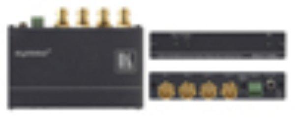 VS-211HDXL автоматический коммутатор Kramer VS-211HDxl - высококачествнный автоматический коммутатор для цифровых видеосигналов до 3G HD-SDI. Прибор может использоваться для авт - VS-211HDXL