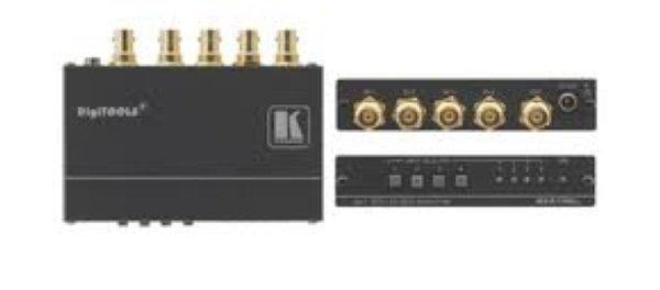 6241HDXL Коммутатор 4x1 HD-SDI 3G и SDI - 2.13 Цифровое Видео (SDI) и Цифровое Аудио (AES/EB