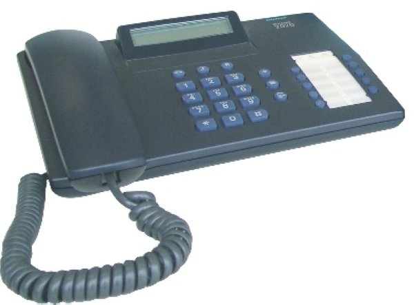 AVT POTS Телефон с дисплеем - AVT