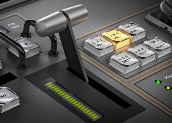 Blackmagic Design ATEM 2 M E br      oadcast Panel Панель микшера Созидание, творчество, креатив. — Уровень  Бог !  ATEM br      oadcast Panel 2 M   E - это профессиональная кнопочная панель. Клавиши,