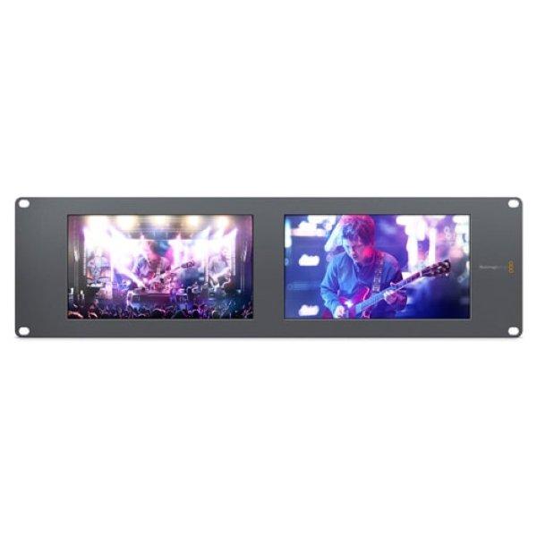 Smartview Duo 2 Monitor Blackmagic Design Zvukovoe Oborudovanie
