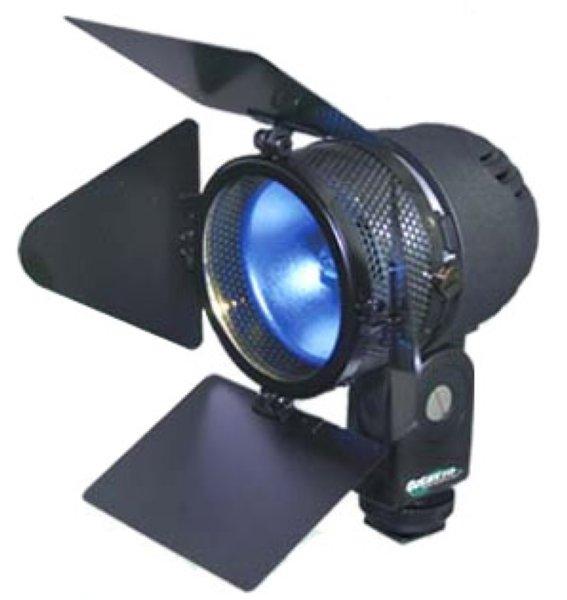 Q313DF LED Warm AB - накамерный светильник - Luxmen