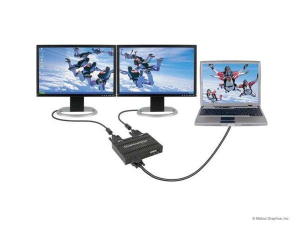 DualHead2Go Digital Edition Matrox - Модули расширения (DualHead2Go & TripleHead2Go)