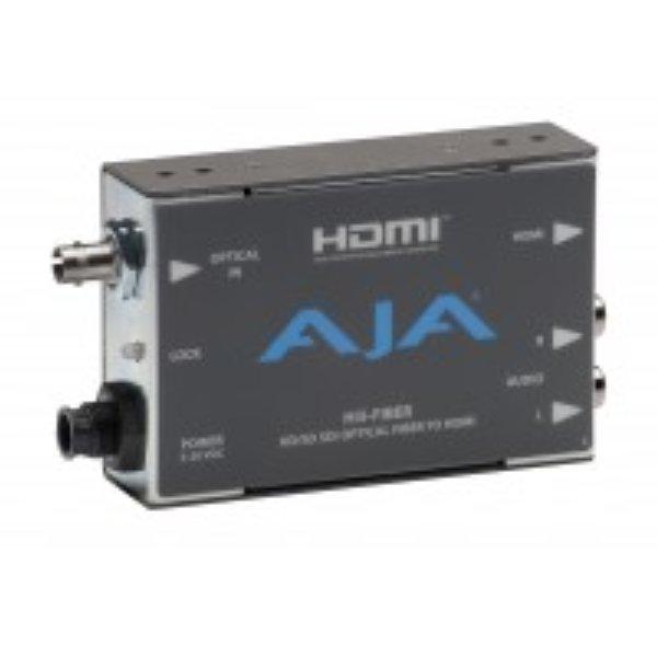 Мини преобразователь Hi5-Fiber Aja - AJA