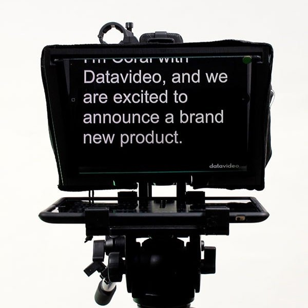 TP-300 - телесуфлер для планшетов Apple и Android - Телесуфлеры