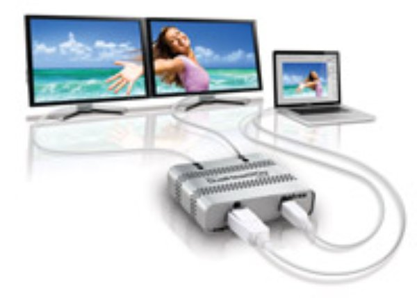 DualHead2Go Digital ME Matrox - Модули расширения (DualHead2Go & TripleHead2Go)
