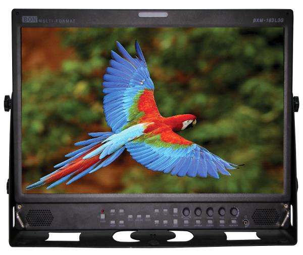 Bon BXM-183R3G - монитор 18,5  Студийный монитор 18,5  с функцией записи