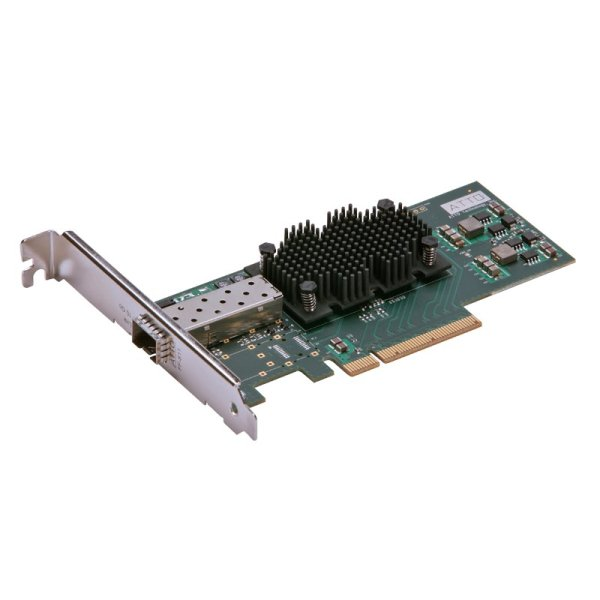 Atto FastFrame NS11 10GbE SFP+ Optical - 10GbE and 10GBASE-T Network Interface Cards-(NICs