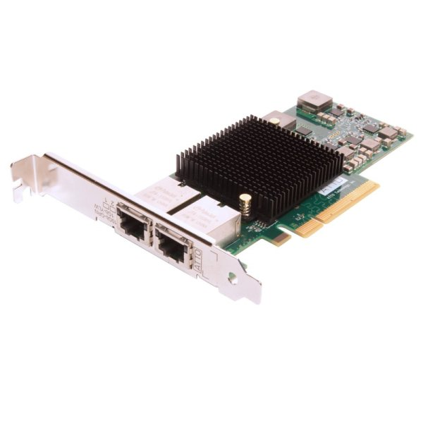 Atto FastFrame NT12 10GBASE-T - 10GbE and 10GBASE-T Network Interface Cards-(NICs