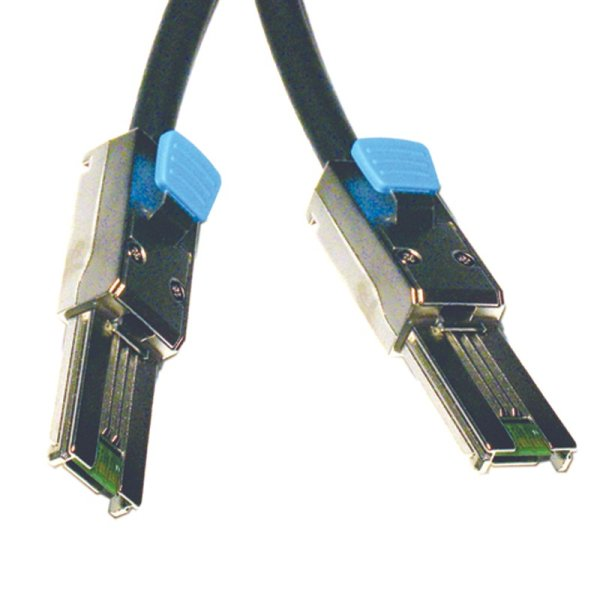 Atto Cable, SAS, External, SFF-8088 to 8088, 1 m - Cables and Accessories