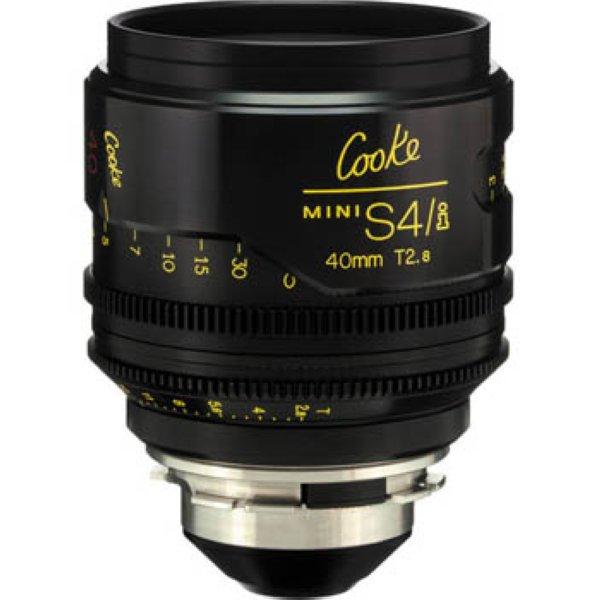 mini S4 i 40 T2.8 PL-M объектив Cooke - Cooke