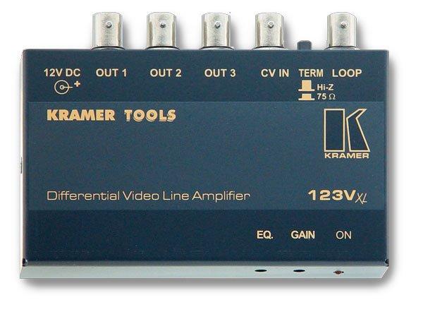 123Vxl усилитель-распределитель Kramer - Коммутационное оборудование
