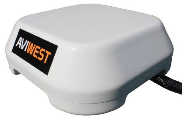 QUAD PRO Standard 3m - активная антенна - AVIWEST