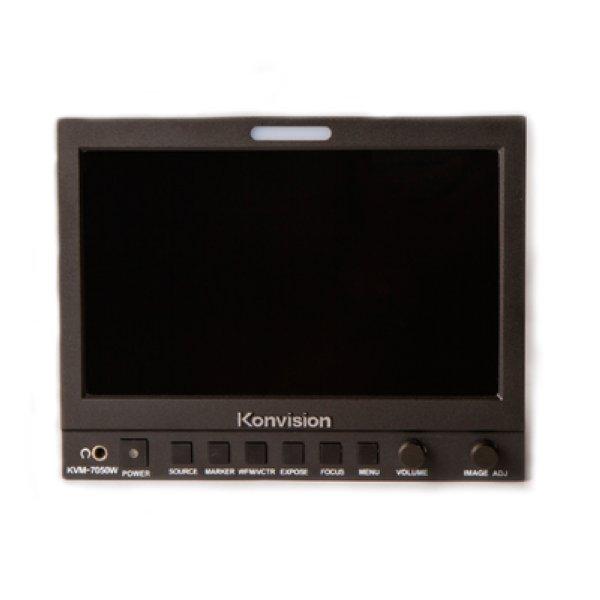 KVM-7050W 7  (16:9) Konvision - Konvision