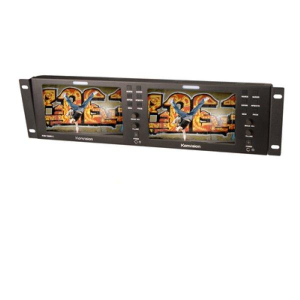 KVM-7050W-2 7 x2 (16:9) Konvision - Konvision