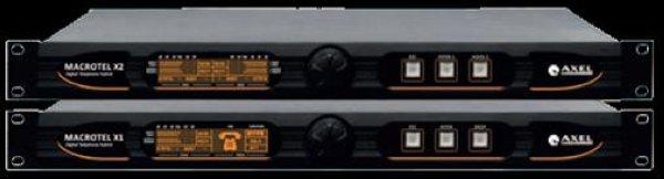 MACROTEL X1 Axel - Телефонные гибриды