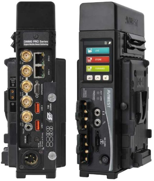 DMNG PRO140 передатчик AviWest - AVIWEST