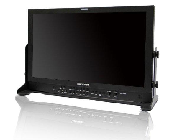 KVM-2350W 23  (16:9) Full HD Konvision - Konvision