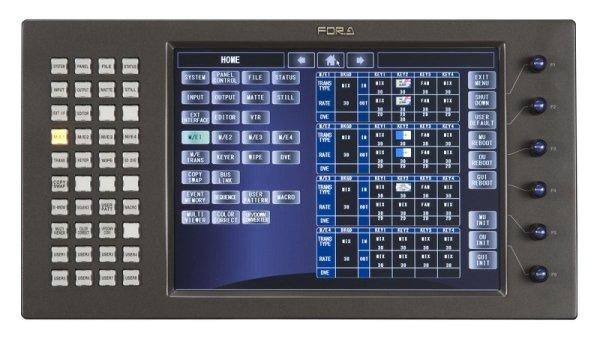 HVS-5400 4 M E 3G HD SD цифровой  мультиформатный видео микшер For-A - FOR-A