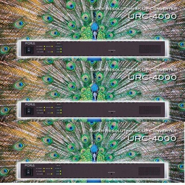 URC-4000 4K Upconverter For-A - Процессоры