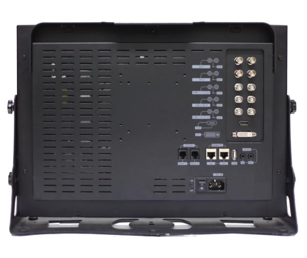 Bon BSM-242i - монитор 24  Multi-Format, 10-bit Video Processing Monitors18.5  Мультиформатный вещательный LED монитор.