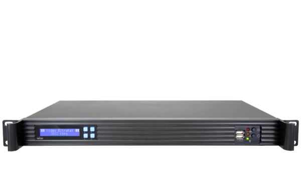 Base 305 Preconfigured Sputnik Server on a Rack-mount Linux PC, with an integrated HD-SDI decoder Teradek - Teradek