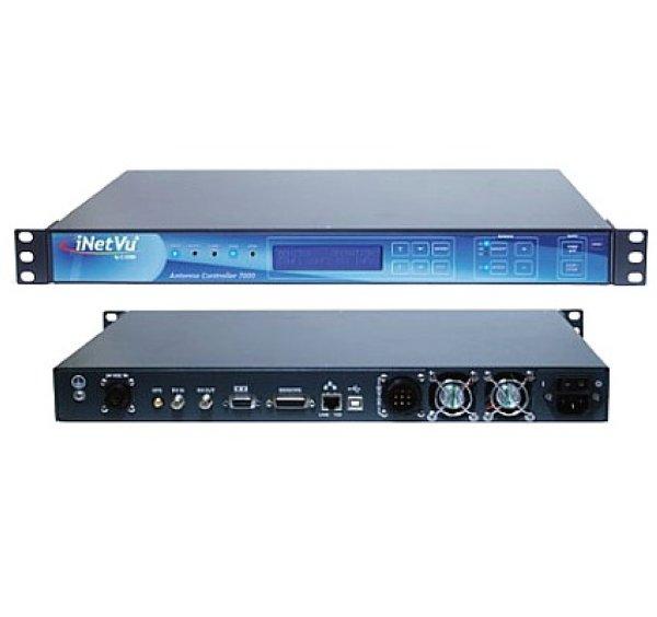 C-COM iNetVu 7024C Контроллер для антенн Ka-75V Ka-98V Контроллер позиционирования антенных систем iNetVu Ka-75V и iNetVu Ka-98V по GPS.