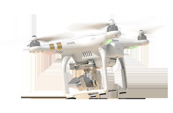 Квадрокоптер Phantom 3 Professional - DJI