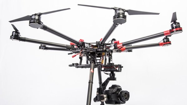 Октокоптер S1000+ - DJI