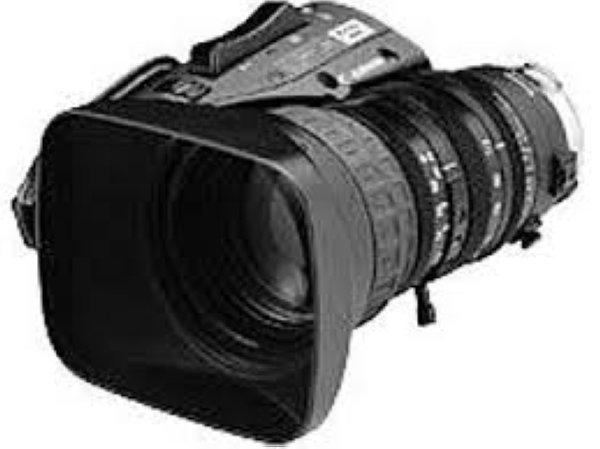 Canon YH16x7 KRS объектив SD 1 2  ENG 16-кратный объектив, 1 2 , фокусное расстояние 7-112мм, трансфокатор - сервопривод ручной , фокус - ручной - YH16x7 KRS