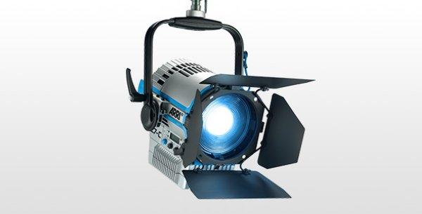 Arri L7-C Pole-Oper LED Blue Silver Bare Ends. Купить - L7 - серия