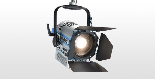 Arri L7-TT Pole-Oper LED Blue Silver Bare Ends. Купить - L7 - серия