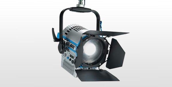 L7-DT, Pole-Oper Blue Silver Bare Ends - LED светильник - L7 - серия
