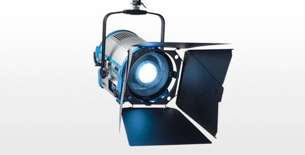 L10 C Pole-Oper Blue Silver Bare Ends LED светильник - L10 - серия