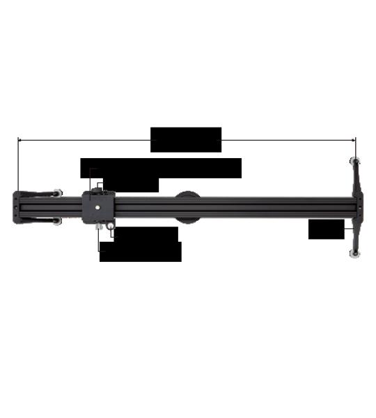 Libec ALX  S8 - слайдер - Libec