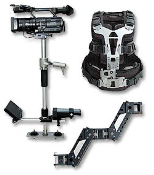 G-Force Dynamic(V-mount) - система стабилизации, G-Force Dynamic - новая система стабилизации от ABC Products для камер весом до 5кг. Полностью новый жилет, доступный в двух размерах,и имеет&